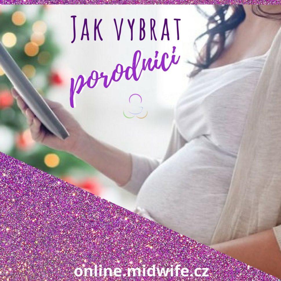 jak vybrat porodnici