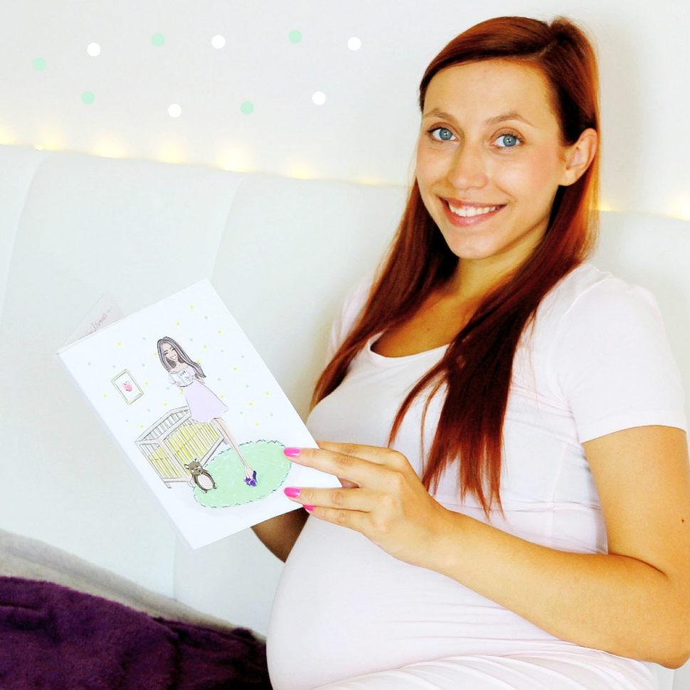 Těhotenský diář - maminkovský diář