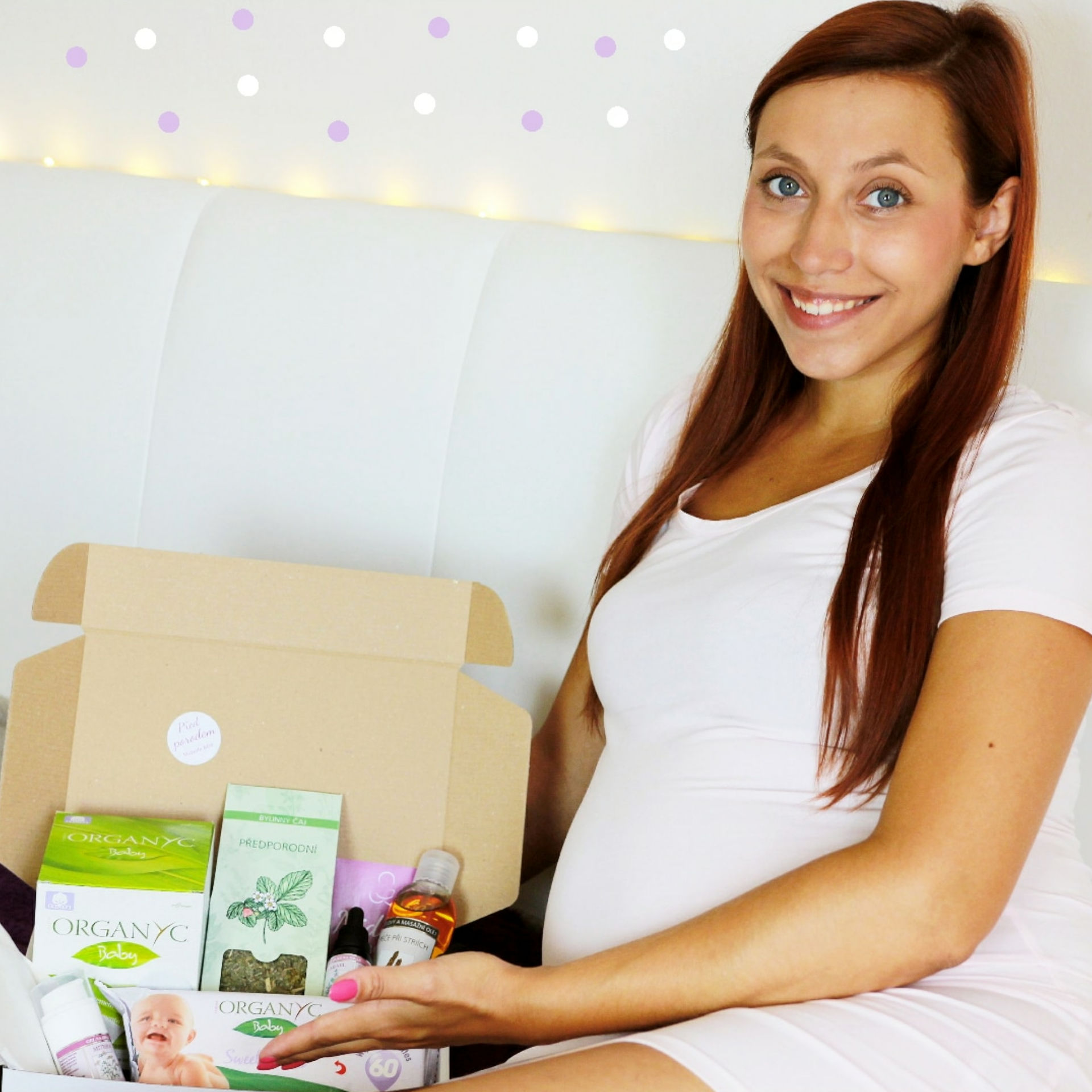 Dárek pro těhotnou